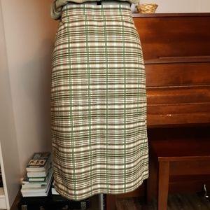 Kors Michael Kors retro pencil skirt